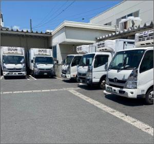サントップ運輸 福岡営業所